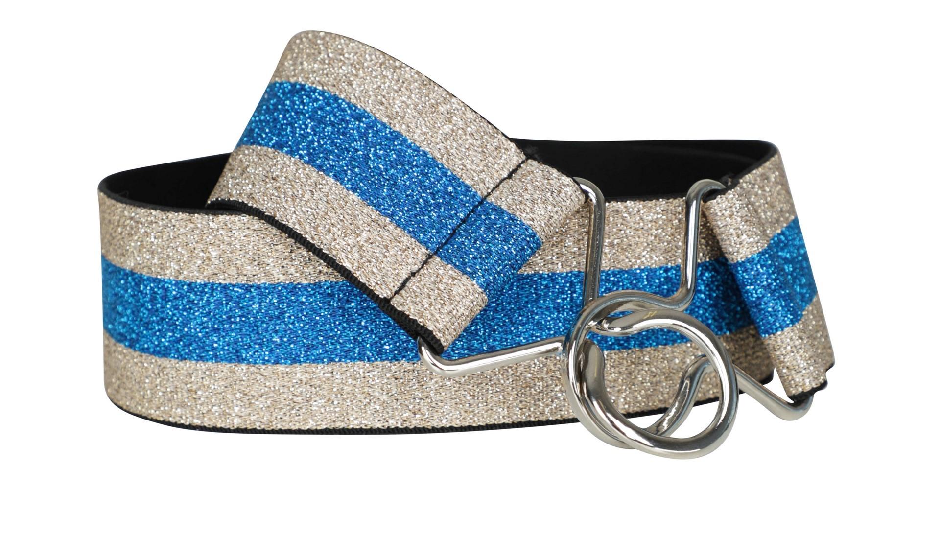Afbeelding van AAIKO accessoire Blauw Elesta
