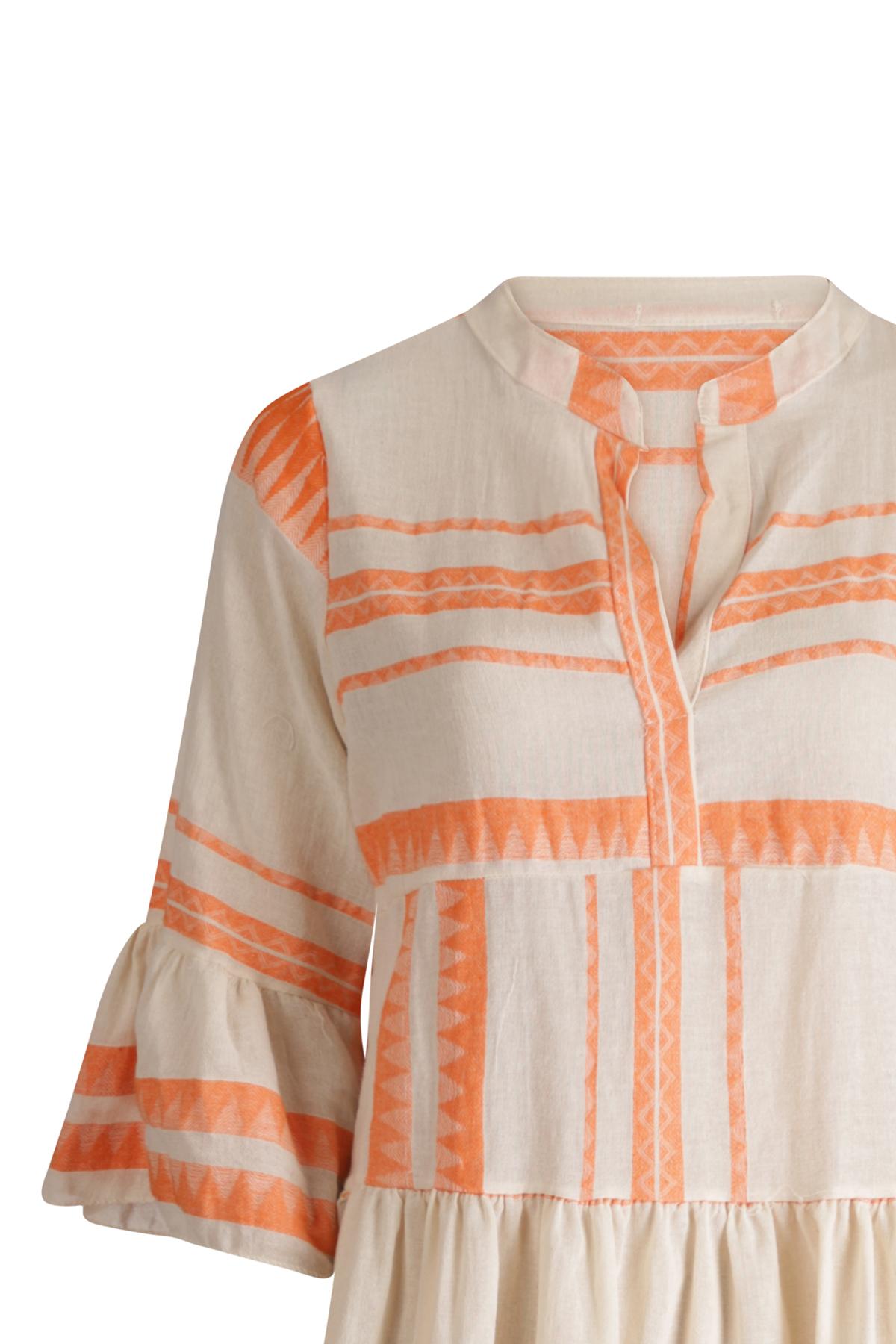Ambika Jurk Oranje 8723