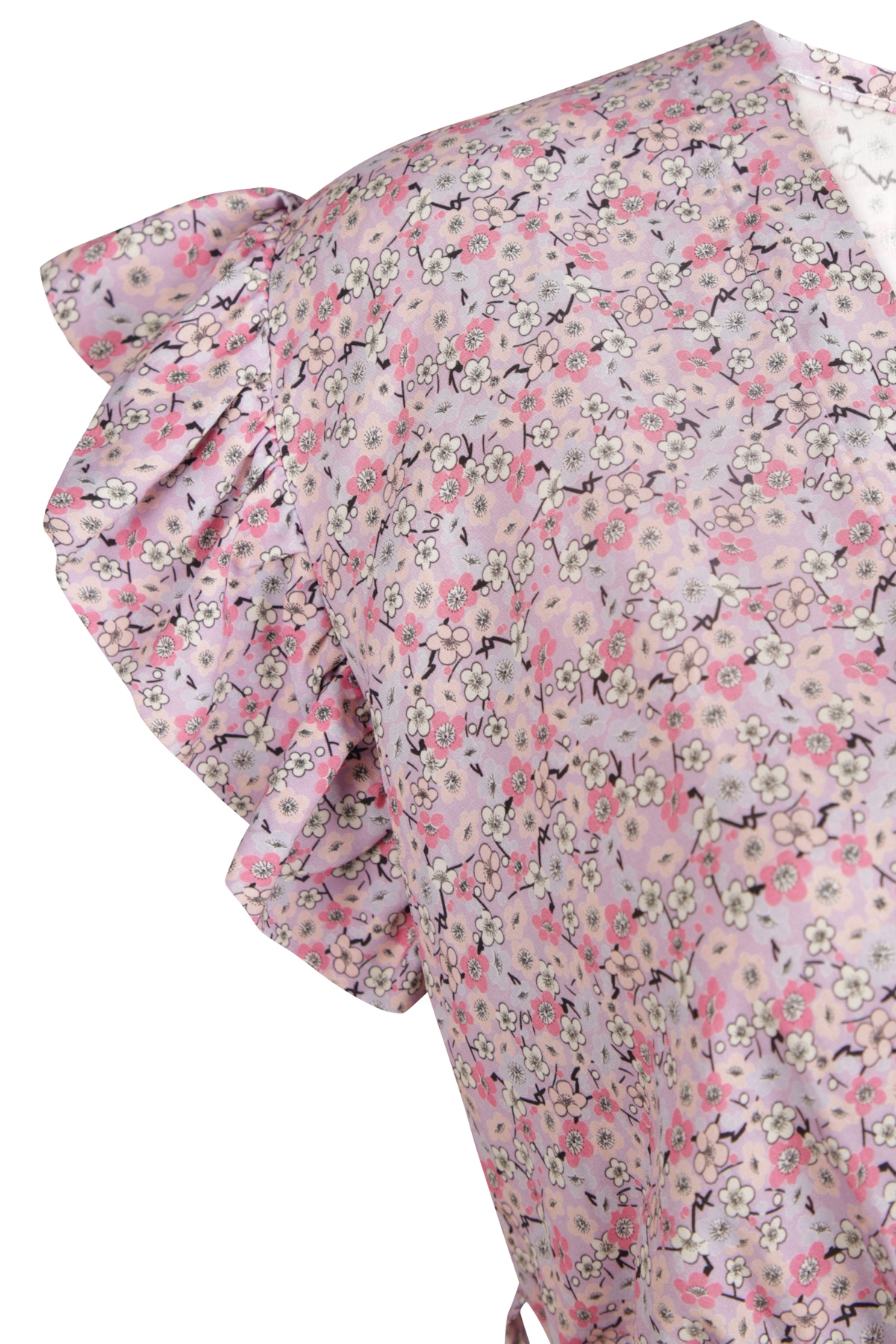 Ambika Maxi-jurken Paars 3693