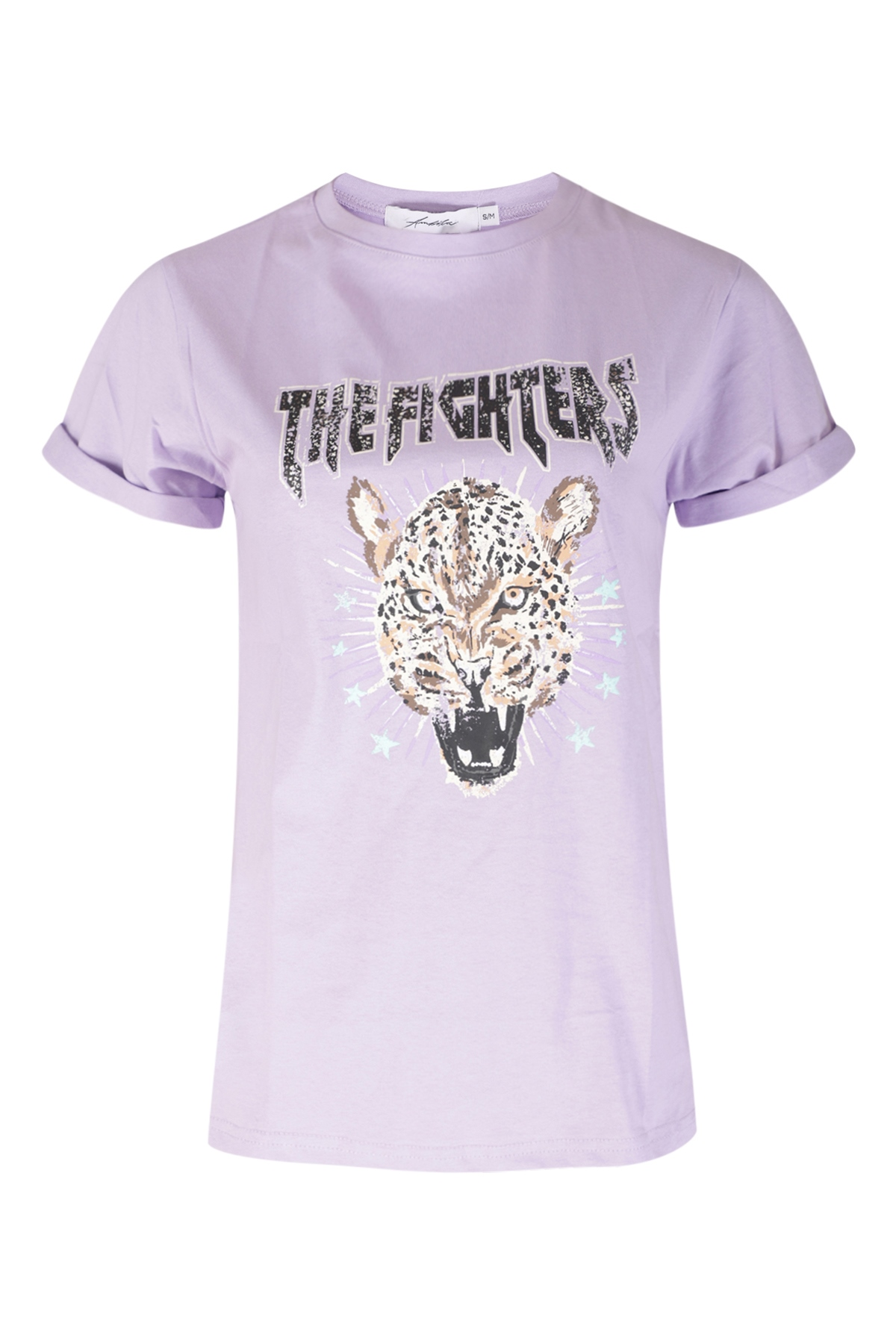 Ambika Shirt - Top Paars Fighters