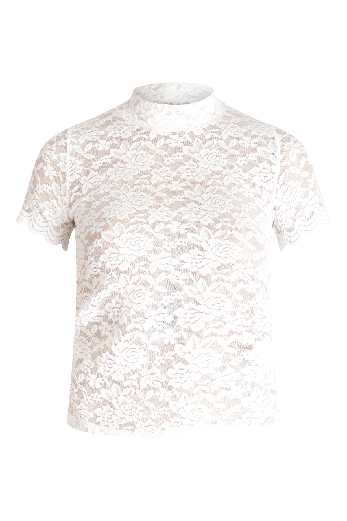 Femme9 Shirt - Top Ecru Mila