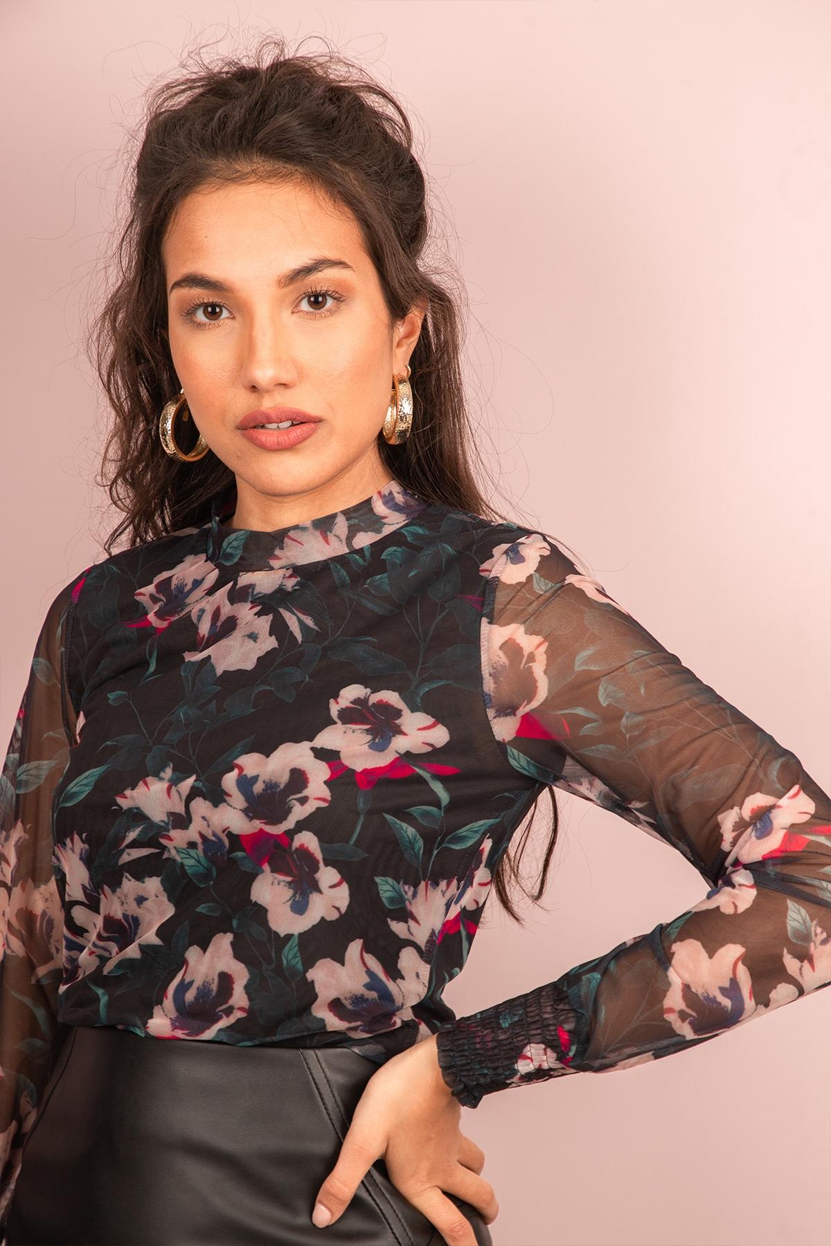 Femme9 Shirt / Top Multicolor Julia