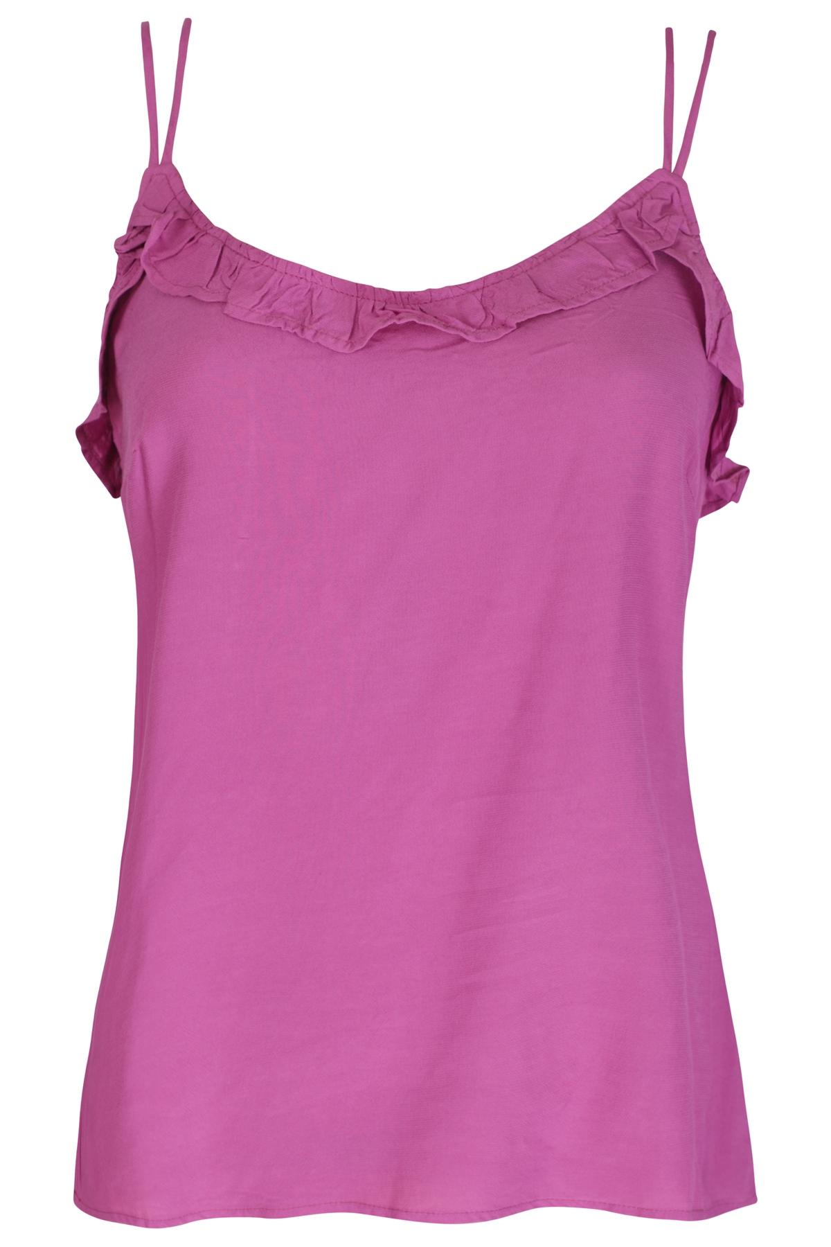 Femme9 Shirt - Top Paars Sanja
