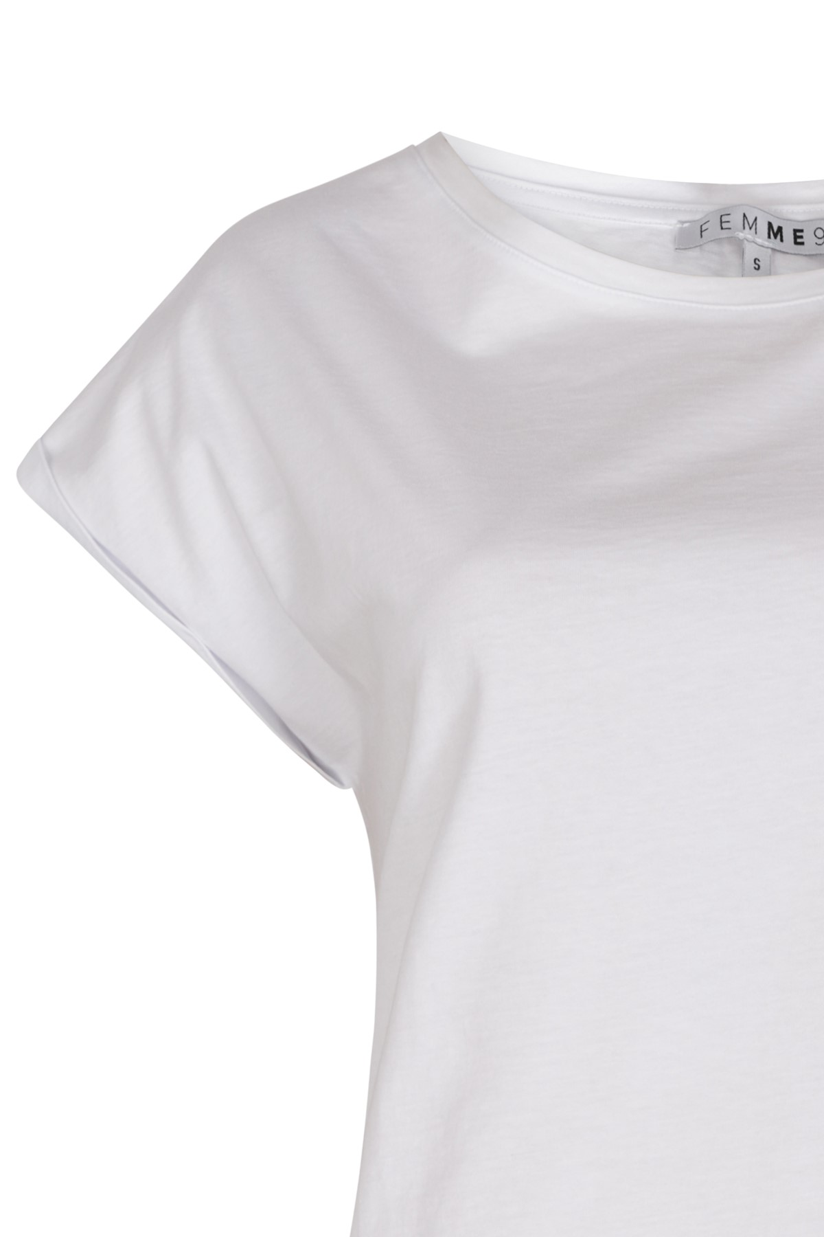 Femme9 Shirt - Top Wit Clairy