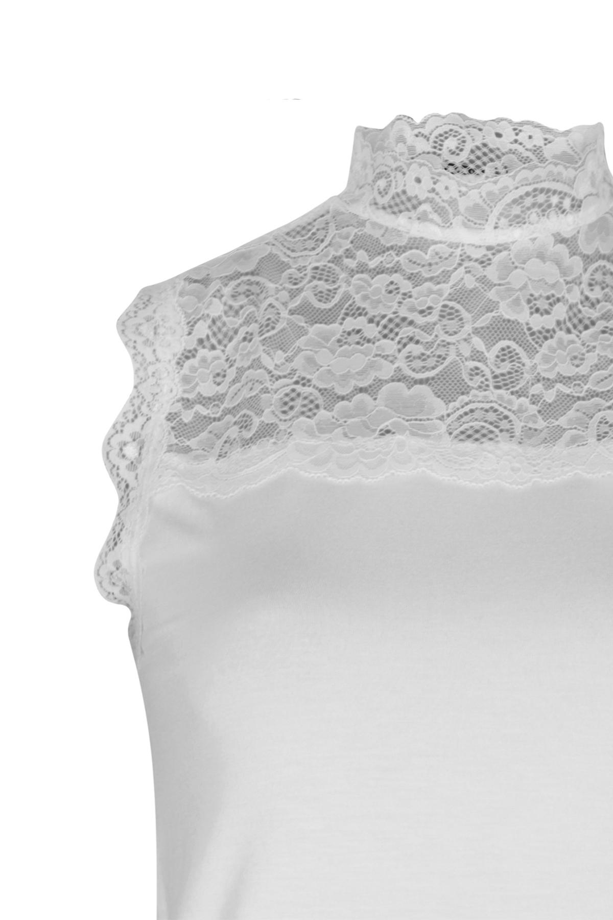Femme9 Shirt - Top Wit Jax