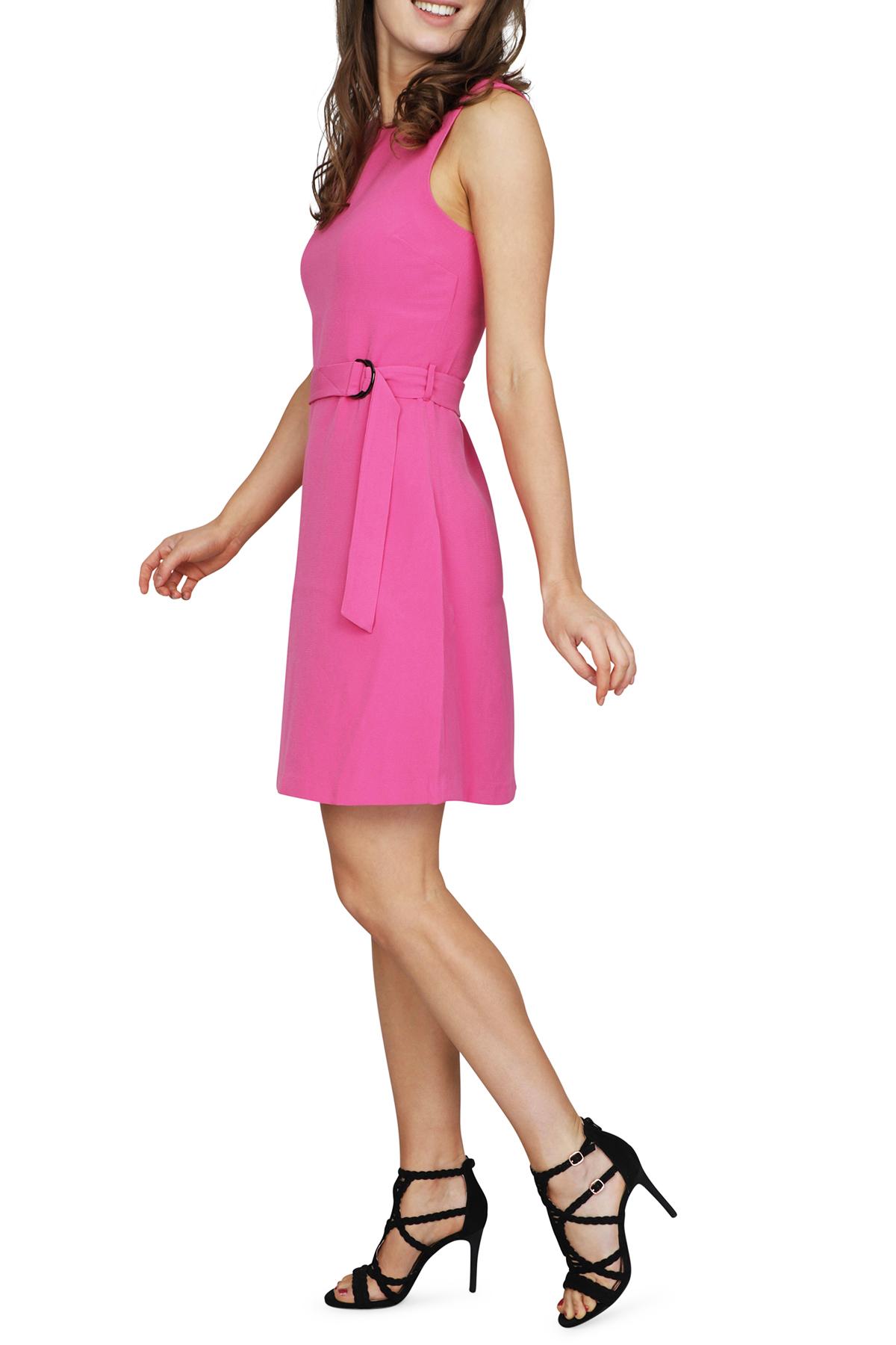 Freebird Jurk Roze Kenzie Pink