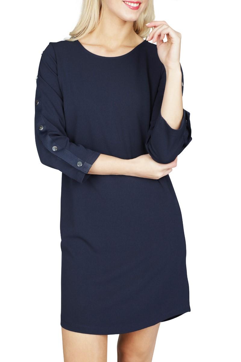 Geisha Jurk Blauw 97089-20