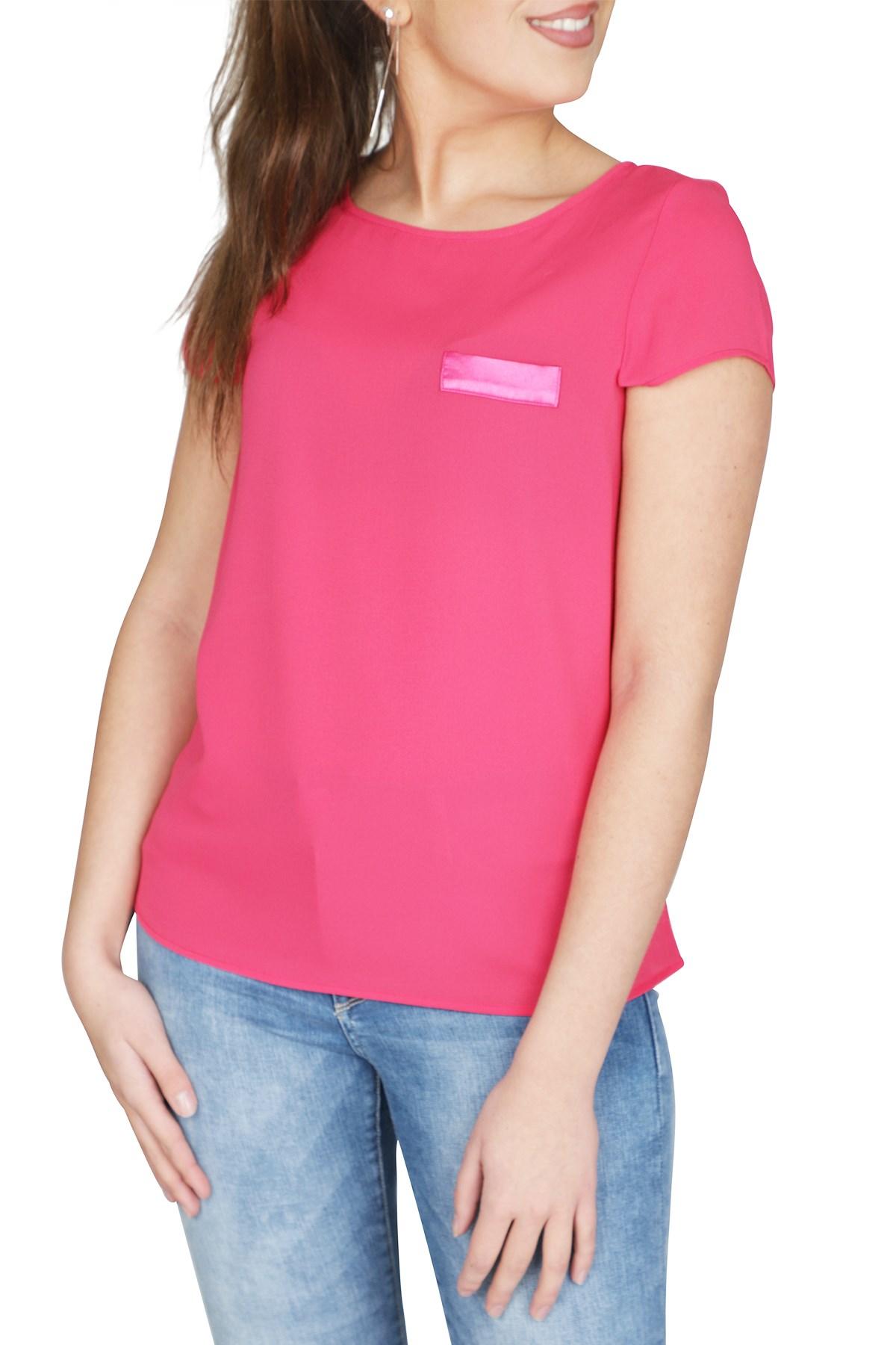 Geisha Shirt - Top Fuchsia 93013-10