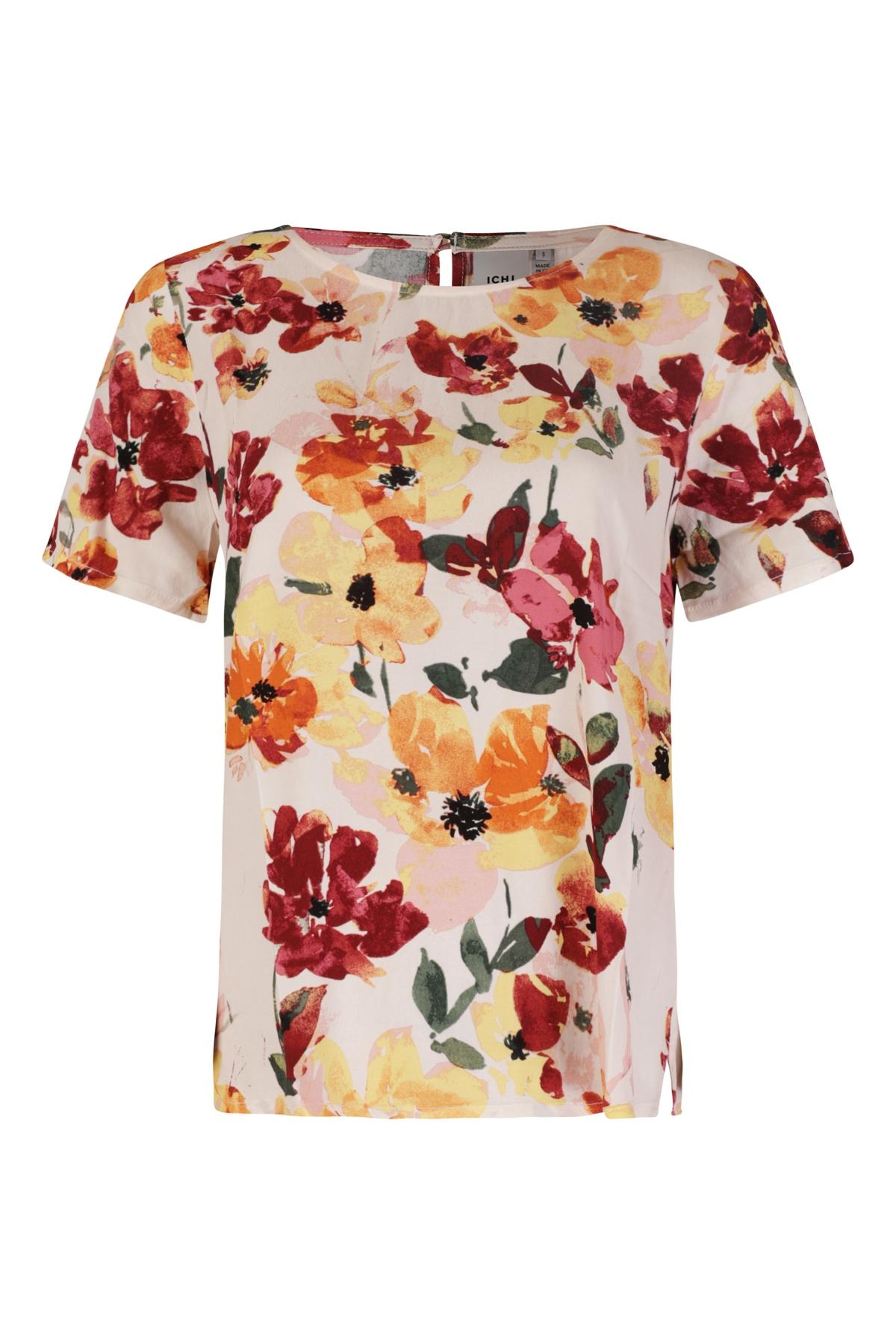 ICHI Shirt - Top Multicolor Ihbrunsa SS
