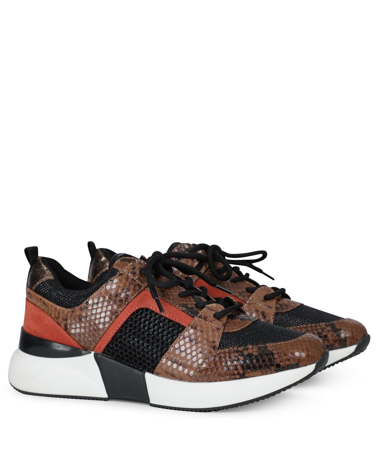 La Strada Sneaker Cognac 1807433