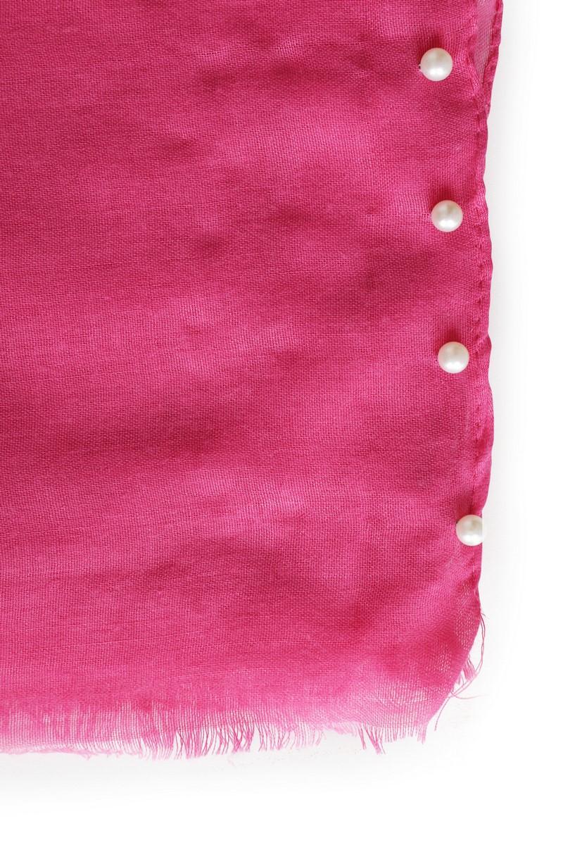 Le Ballon accessoire Fuchsia Scarf Color Pearl