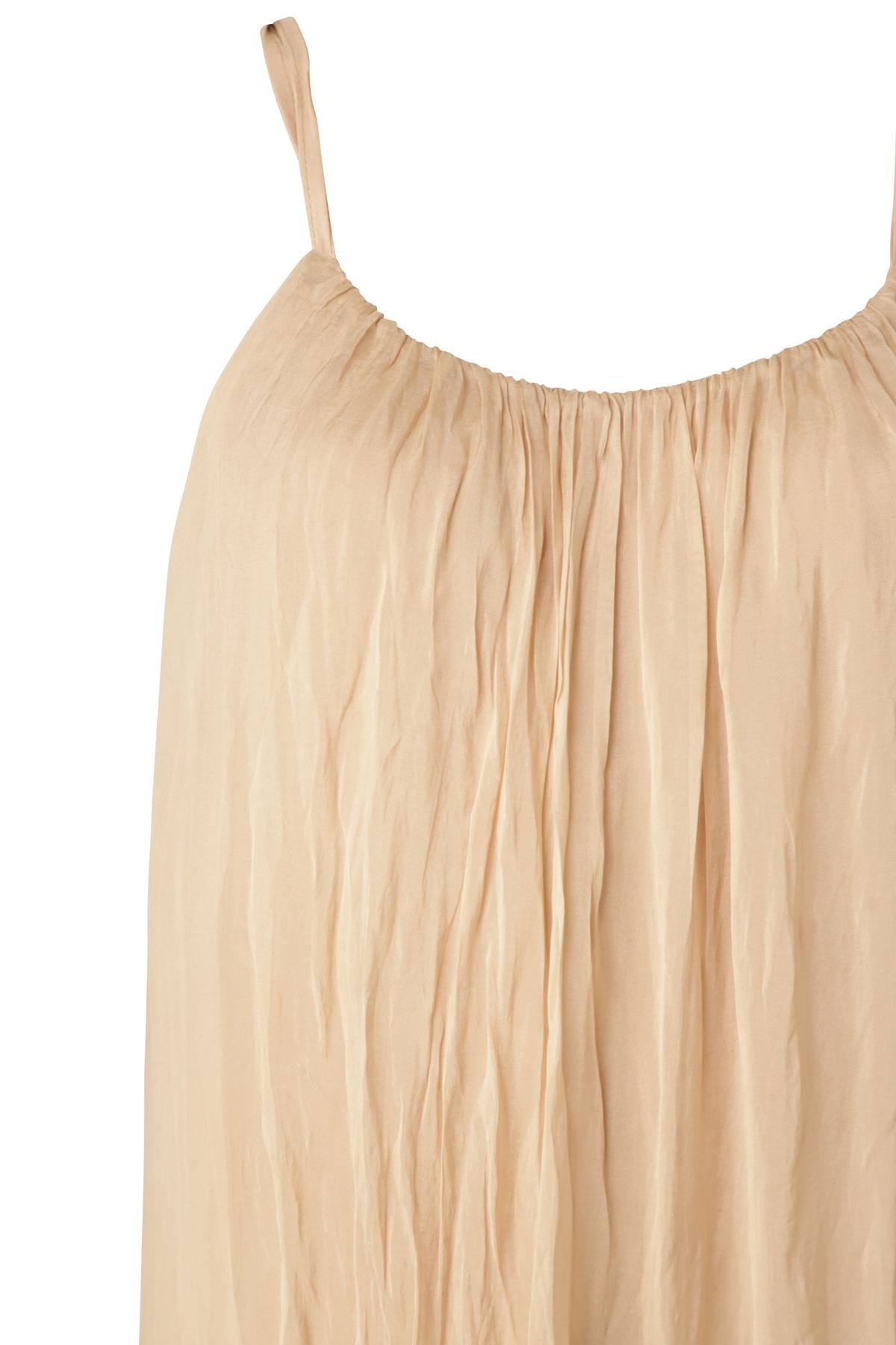 Le Ballon Maxi-jurken Goud 3500