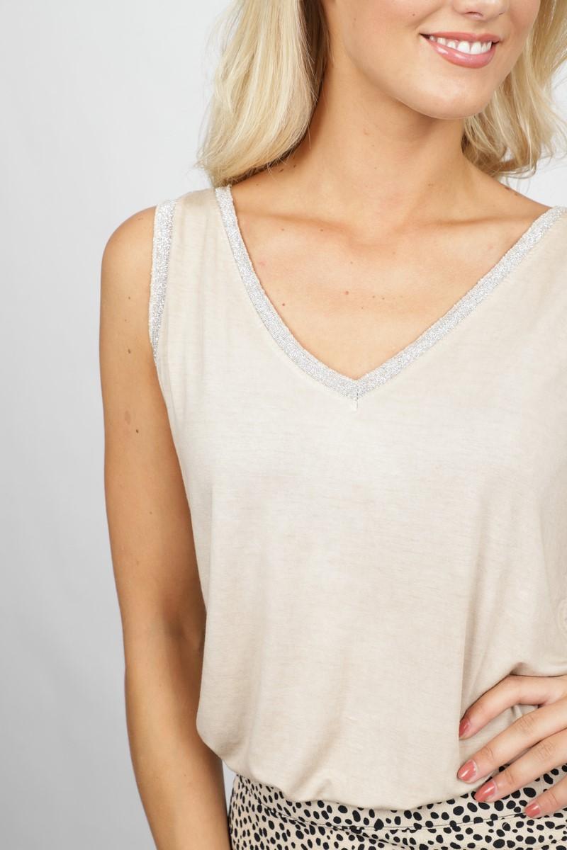 Le Ballon Shirt - Top Camel 9847