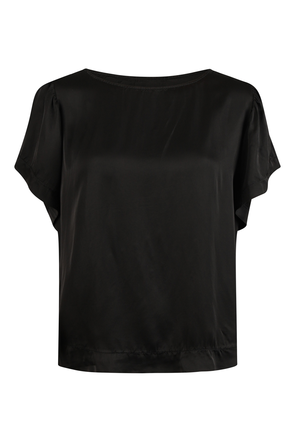 Le Ballon Shirt / Top Zwart 18506