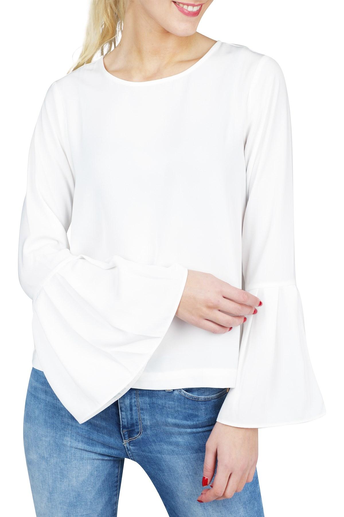 NIKKIE Shirt - Top Ecru Saar Top