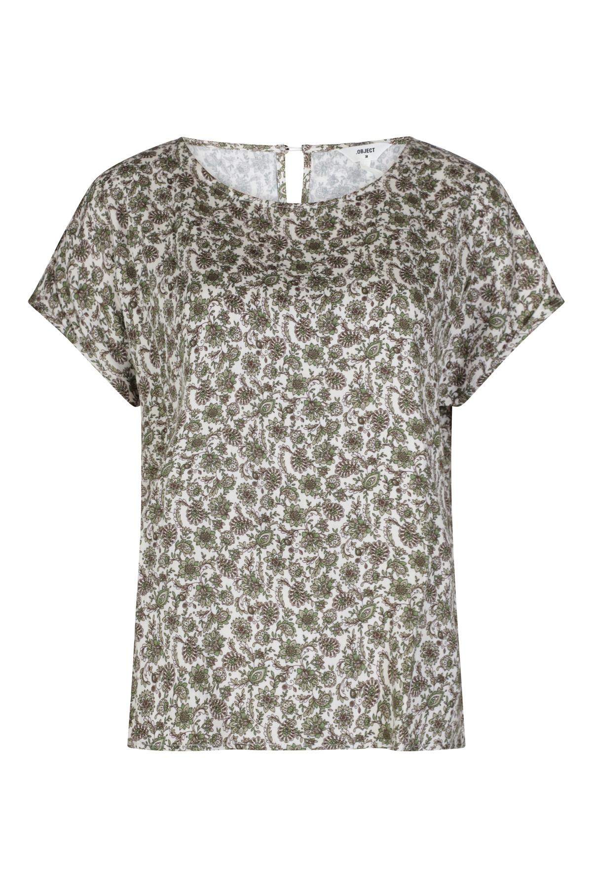Object Shirt - Top Ecru 23032531