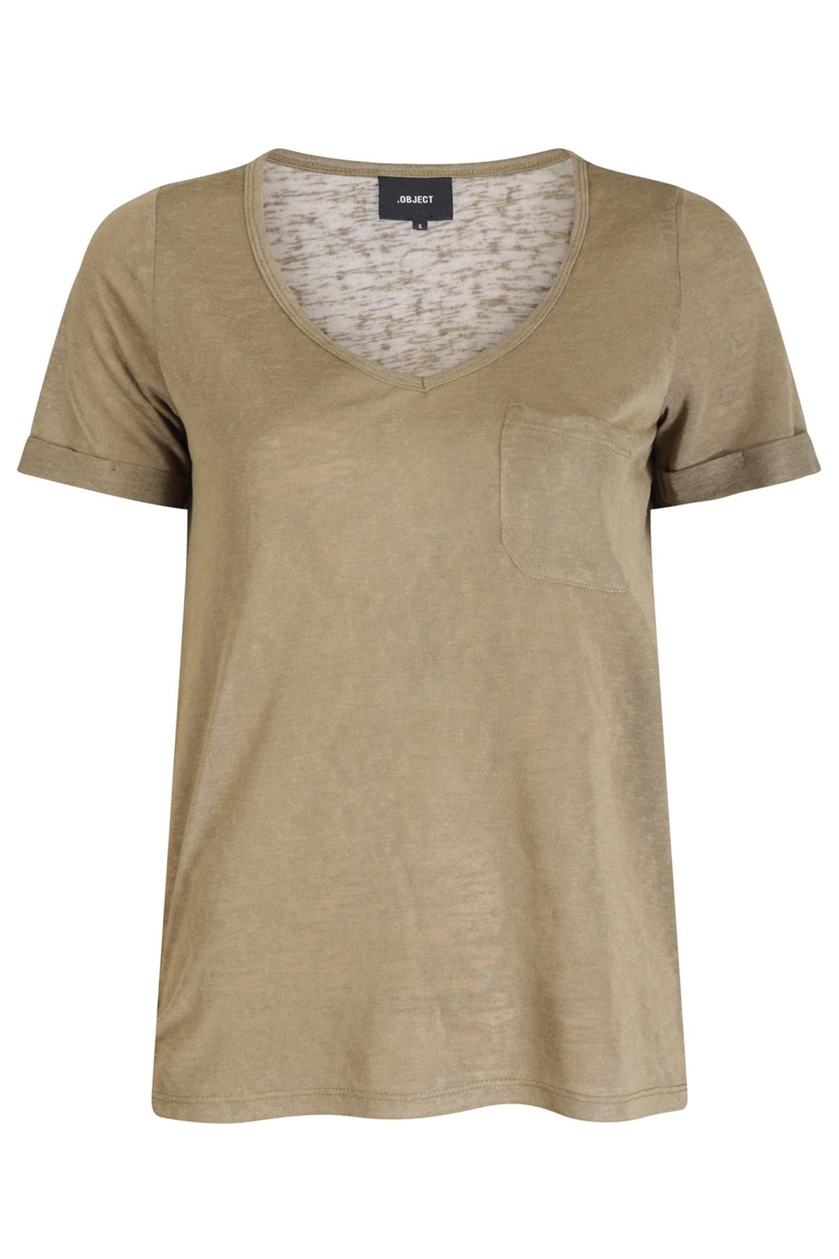 Object Shirt - Top Groen 23023816