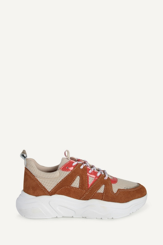 Poelman Sneaker Cognac LPYEAR-07POE