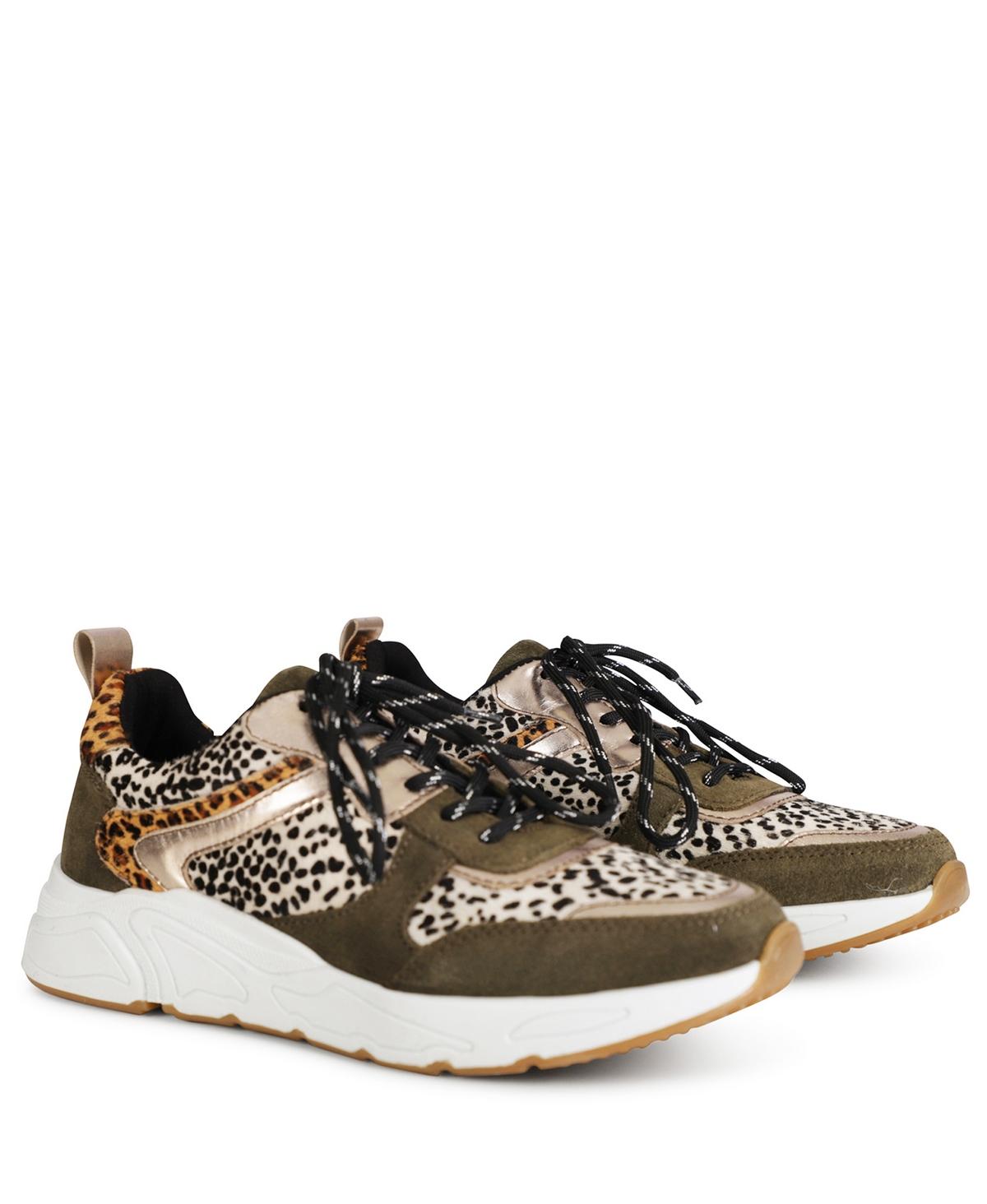 Poelman Sneaker Groen LPCAROCEL-20POE2