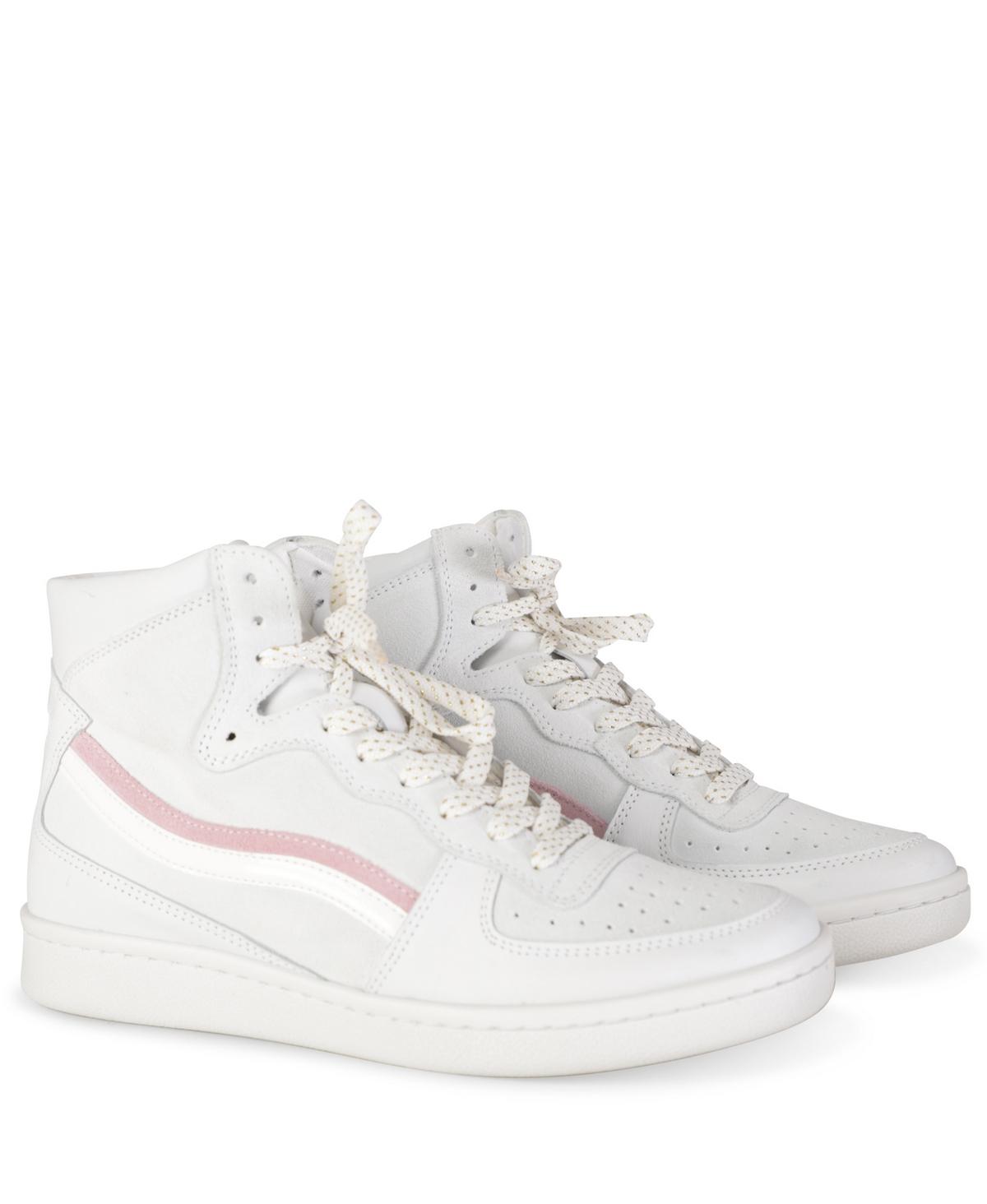 Poelman Sneaker Wit 6641