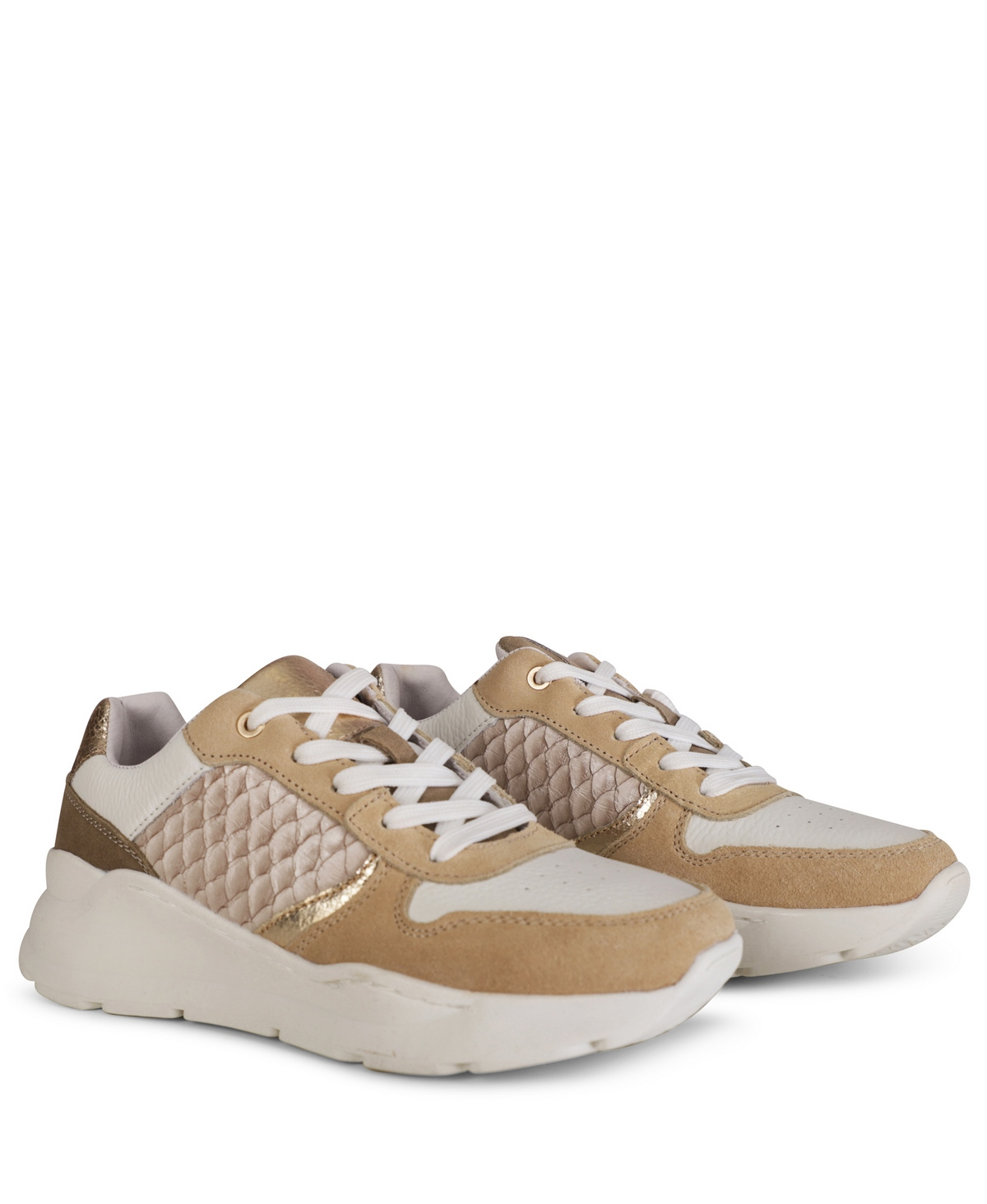Shoecolate Sneaker Beige 8.10.06.031