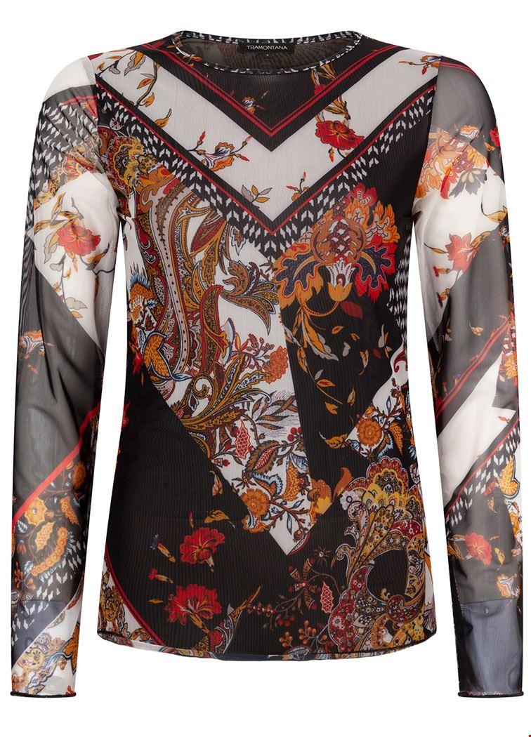Tramontana Shirt - Top Multicolor C01-92-402