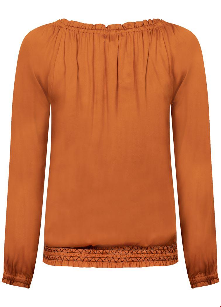 Tramontana Shirt - Top Oranje I02-94-302
