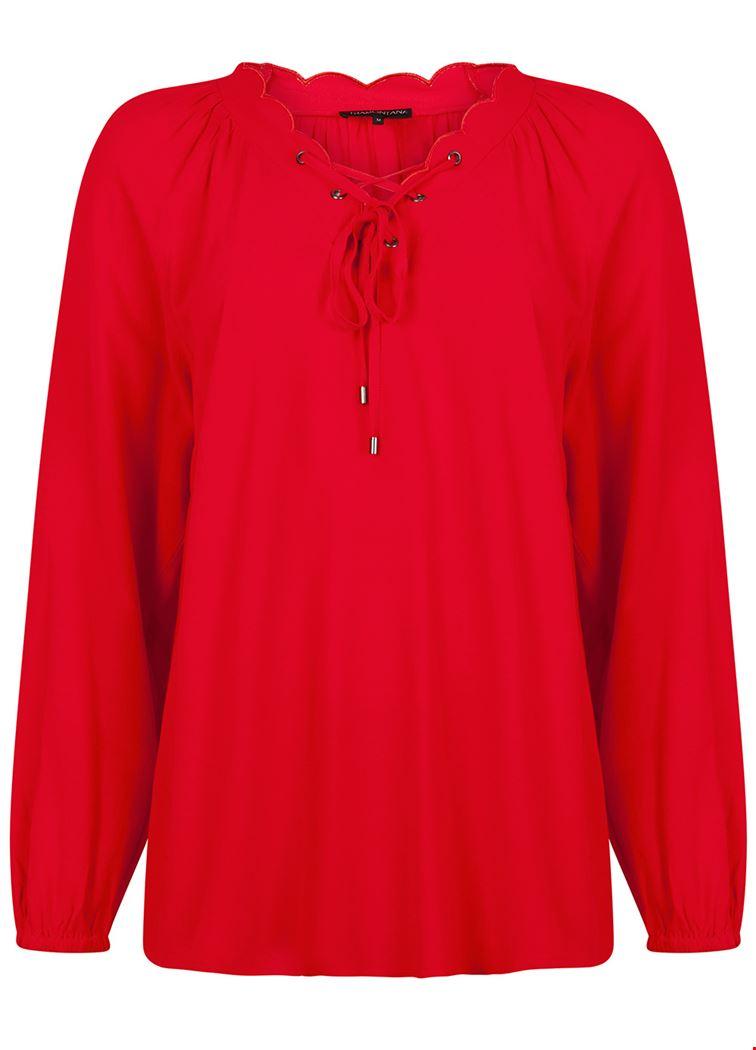 Tramontana Shirt - Top Rood C10-92-301