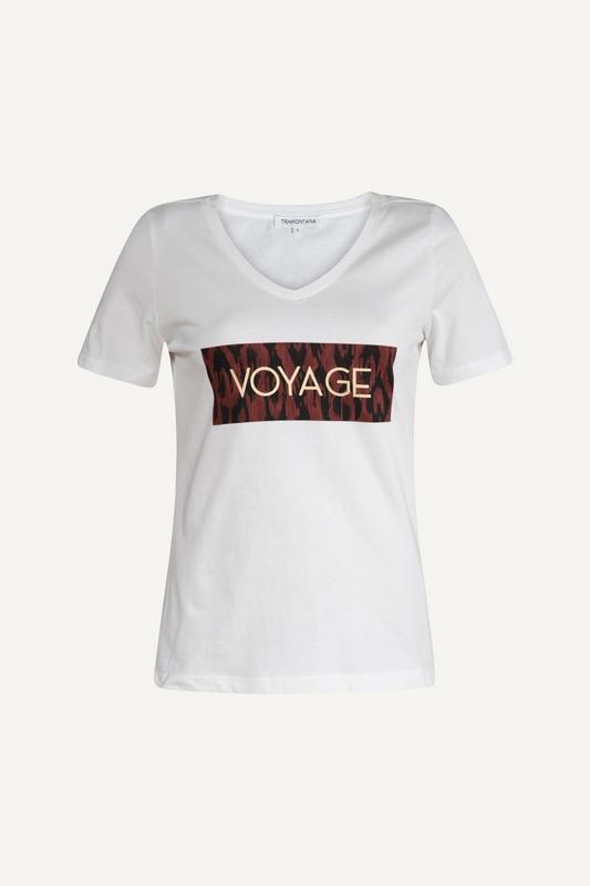 Tramontana Shirt / Top Wit D11-98-401