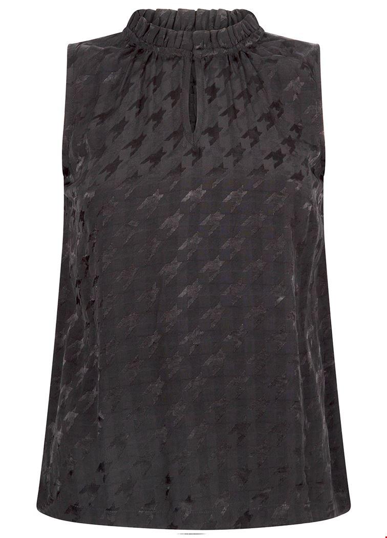 Tramontana Shirt - Top Zwart D19-92-301
