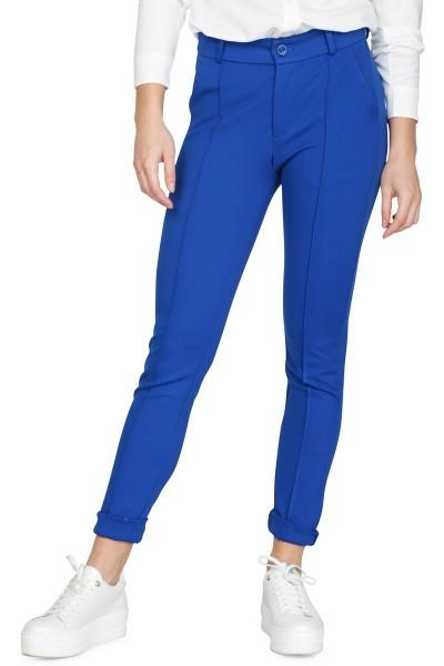 Pantalon naadje ultra stretch  kobalt