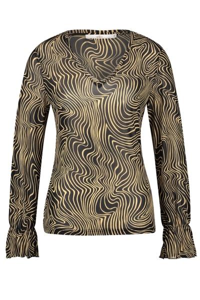 AAIKO Shirt / Top Beige SAYNA PES 512