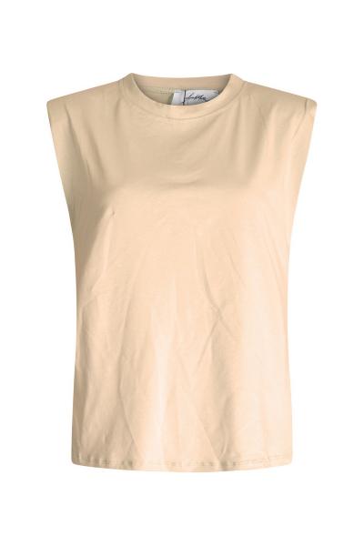Ambika Shirt / Top Beige 80822