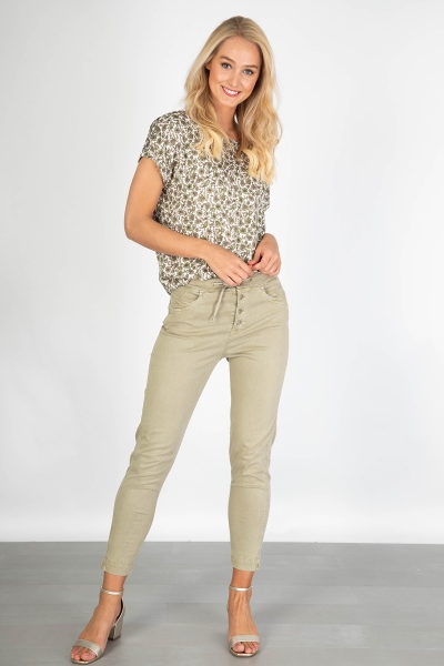 Cup Of Joe Broek Beige Elena