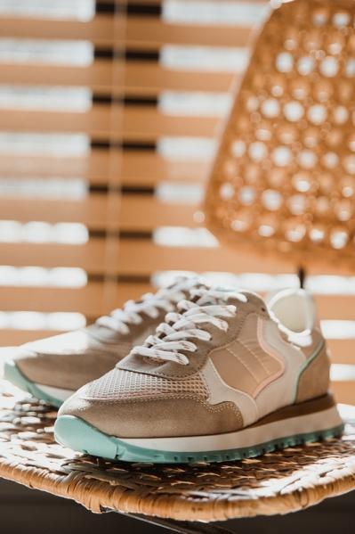 Femme9 Sneaker Beige P6915BAL1