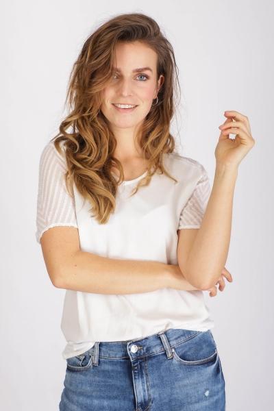 Object Shirt / Top Beige 23030990