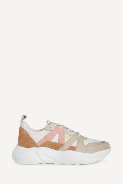 Poelman Sneaker Beige LPYEAR-07POE