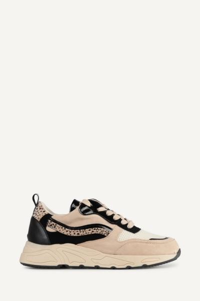 Poelman Sneaker Beige C18582X7POE3