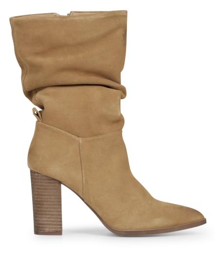 Shoecolate Hak laars Beige 8.10.18.031