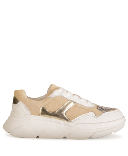 Shoecolate Sneaker Beige 8.10.06.072