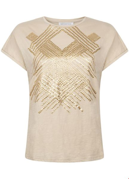 Tramontana Shirt / Top Beige I06-94-401