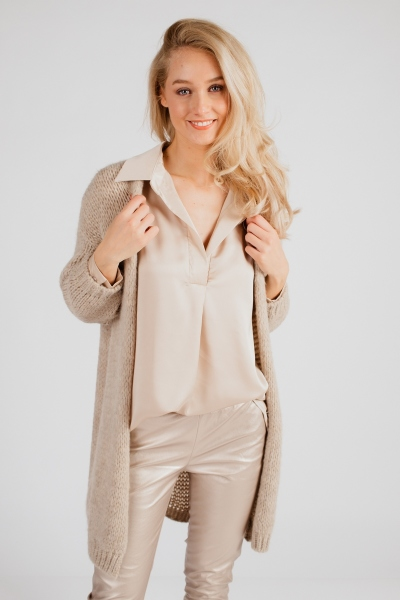 Typical Jill Vest Beige Dolly