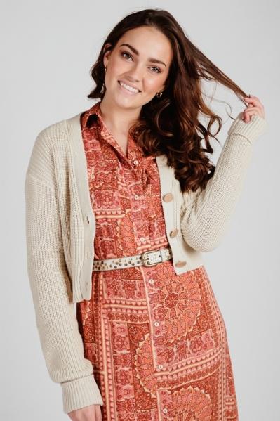 Your Essentials Vest Beige Alexia