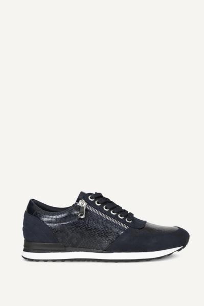 Poelman Sneaker Blauw CJ597616POE1