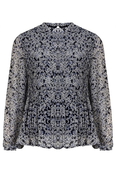 Vila Shirt / Top Blauw 14058450