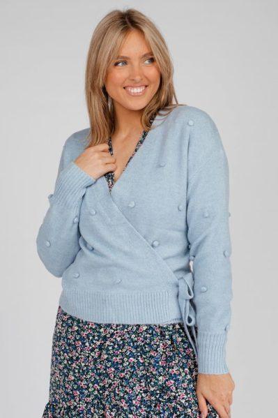 Your Essentials Vest Blauw ODIA