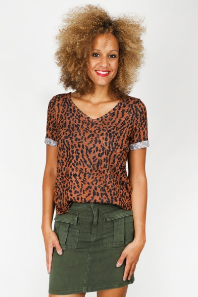 Object Shirt / Top Brique 23029730