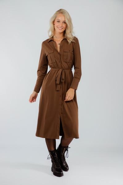 Ambika Maxi-jurk Bruin London
