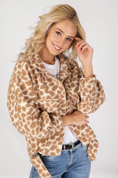 Ambika Blazer / Jasje Camel 8675