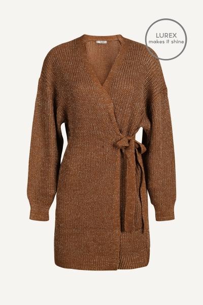 Femme9 Vest Camel Drothan
